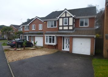 Thumbnail 4 bedroom detached house for sale in Linnet Road, Poole