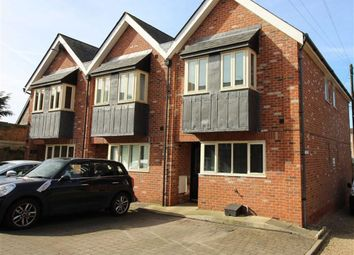 Thumbnail 3 bed end terrace house for sale in New Road, Elstree, Borehamwood