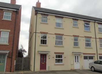 Thumbnail 4 bed town house to rent in Merrybent Drive, Merrybent, Darlington