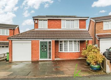 Thumbnail 3 bedroom detached house for sale in Barnston Close, Bolton