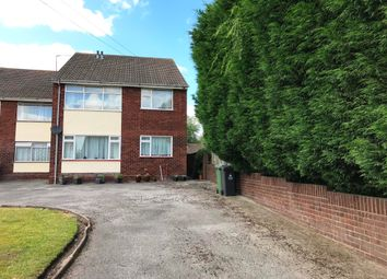 Thumbnail 2 bed flat to rent in Mill Road, Pelsall, Walsall