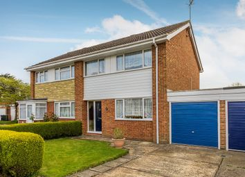 Thumbnail 3 bed semi-detached house for sale in Chesters, Horley