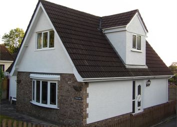 Thumbnail 3 bed detached house for sale in Upper Mill, Pontarddulais, Swansea, West Glamorgan