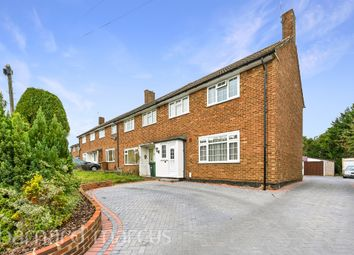 3 bed end terrace house for sale in Bidhams Crescent, Tadworth KT20