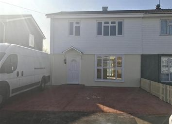 Thumbnail 3 bed semi-detached house to rent in Stour Road, Crayford, Crayford