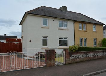 Thumbnail 3 bed semi-detached house for sale in 65 Woodlands Crescent, Bothwell, Glasgow