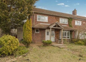 Thumbnail 3 bed semi-detached house for sale in Gibbings Close, North Marston, Buckingham, England
