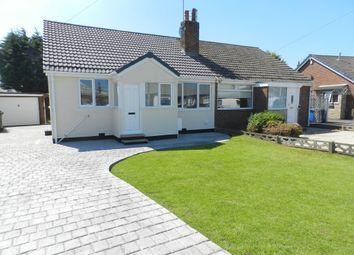 Thumbnail 3 bed semi-detached bungalow for sale in Coniston Avenue, Knott End-On-Sea, Poulton-Le-Fylde