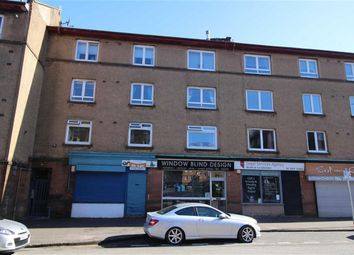 Thumbnail 3 bed flat for sale in Sir Michael Street, Greenock, Renfrewshire