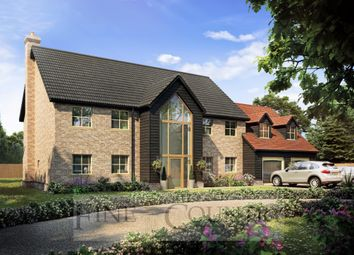 Thumbnail 5 bed detached house for sale in Pentney Lane, Pentney, King's Lynn, Norfolk