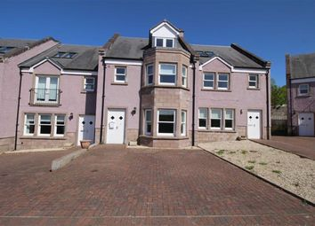 Thumbnail 4 bedroom terraced house for sale in Langhouse Road, Inverkip, Greenock
