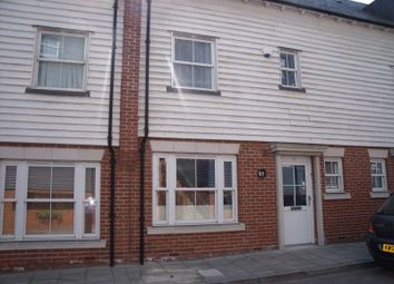 Thumbnail 3 bed terraced house to rent in Barton Mill Road, Canterbury