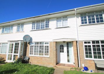 Thumbnail 3 bed terraced house for sale in The Drive, Lancing