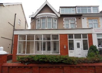 Thumbnail 2 bed flat to rent in Northumberland Ave, Blackpool
