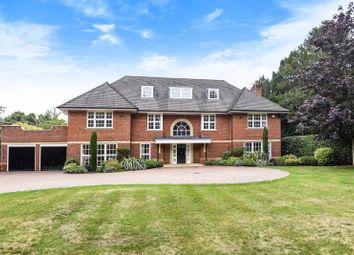 Thumbnail 6 bed property to rent in Onslow Road, Burwood Park, Walton On Thames