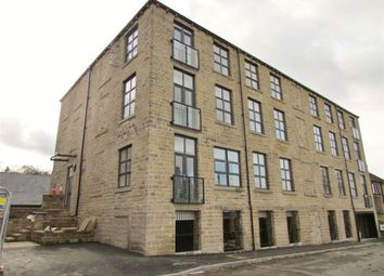 Thumbnail 2 bedroom flat to rent in Sude Hill Mill, 59 Sude Hill, Mill House Rise, New Mill, Holmfirth