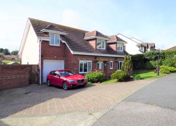 Thumbnail 4 bedroom detached house for sale in Kings Ash Road, Paignton