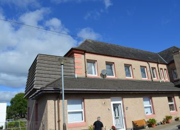 Thumbnail 2 bed duplex for sale in Marshall Street, Wishaw