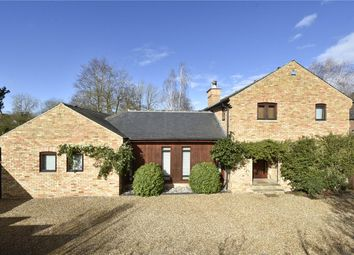 Thumbnail 5 bed country house for sale in High Haden Road, Glatton, Huntingdon