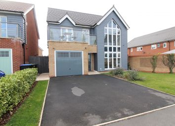 Thumbnail 4 bed detached house for sale in Bulkhead Drive, Fleetwood