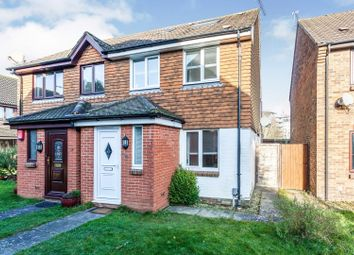 3 bed semi-detached house for sale in Windmill Court, Crawley RH10