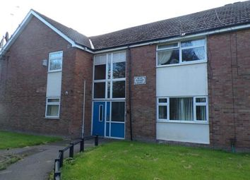 Thumbnail 2 bed flat for sale in Durham Court, Ellesmere Port, Cheshire