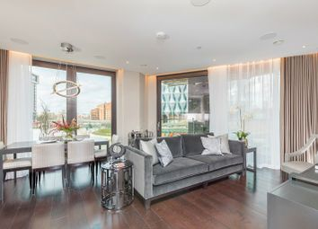 Thumbnail 2 bed flat for sale in Ponton Road, Nine Elms, London