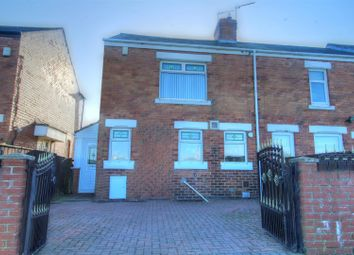 Thumbnail 2 bed semi-detached house for sale in Keir Hardie Street, Chilton Moor, Houghton Le Spring