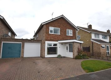 Thumbnail 4 bed detached house for sale in Berkeley Road, Peterborough