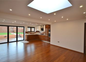 Thumbnail 3 bed semi-detached bungalow for sale in Swan Lane, London