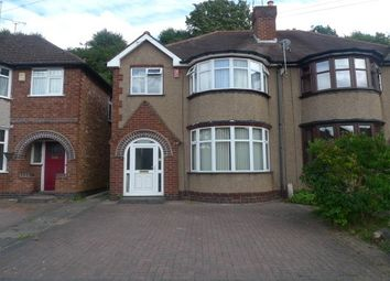 Thumbnail 3 bedroom property to rent in Hathaway Road, Tile Hill