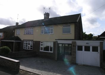 Thumbnail 3 bed semi-detached house to rent in Ferndown Avenue, Dudley