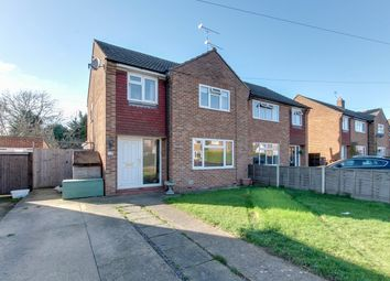 Thumbnail 3 bed semi-detached house for sale in Ashwin Avenue, Copford, Colchester