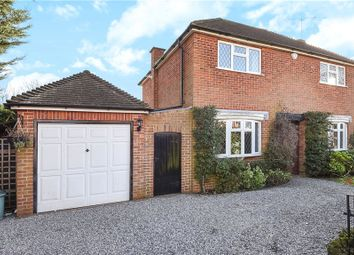 Thumbnail 3 bedroom detached house for sale in Glebe Lane, Sonning, Reading