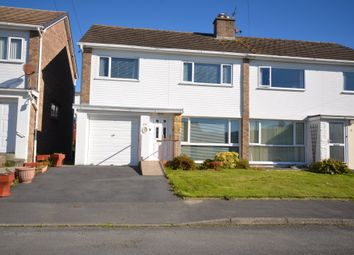 Thumbnail 3 bed semi-detached house for sale in Heol Alun, Waun Fawr, Aberystwyth