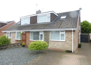 Thumbnail 3 bedroom bungalow for sale in Stanbury Road, Hull