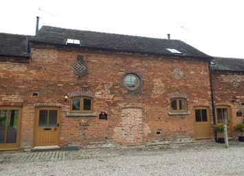 Thumbnail 3 bed barn conversion to rent in Jack Lane, Weston, Crewe