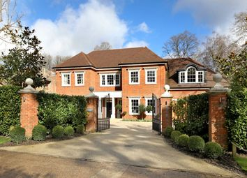 Thumbnail 5 bedroom detached house for sale in Llanvair Drive, Ascot, Berkshire