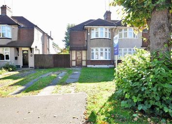 Thumbnail 3 bed semi-detached house to rent in Avenue Road, Erith, Kent