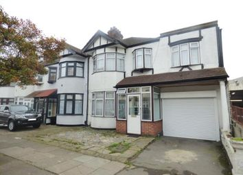 Thumbnail 4 bedroom end terrace house for sale in Royston Parade, Royston Gardens, Ilford
