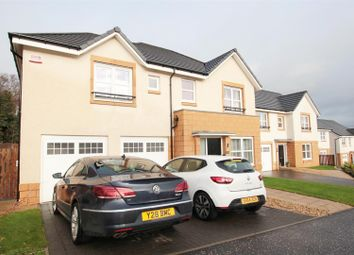 Thumbnail 4 bedroom detached house for sale in Mossbeath Gardens, Uddingston, Glasgow