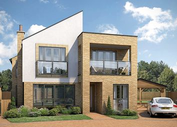 "Thumbnail 4 bed property for sale in ""The Arden"" at Atlas Way, Milton Keynes"