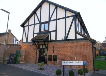 Thumbnail 1 bed flat to rent in Drayhorse Drive, Bagshot