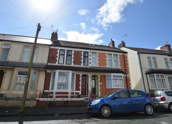 Thumbnail 3 bedroom end terrace house to rent in St. Fagans Road, Cardiff