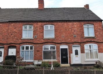 Thumbnail 3 bed terraced house for sale in Watling Street, Wilnecote, Tamworth