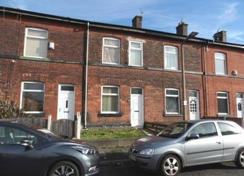 Thumbnail 3 bed terraced house for sale in Brierley Street, Parkhills, Bury, Greater Manchester