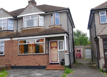 Thumbnail 3 bedroom semi-detached house for sale in Lodge Crescent, Orpington