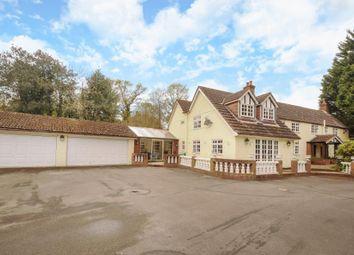 Thumbnail 4 bed property for sale in Wimborne Road, East End, Corfe Mullen, Wimborne