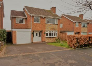 4 bed detached house for sale in Crane Ley Road, Groby, Leicester LE6
