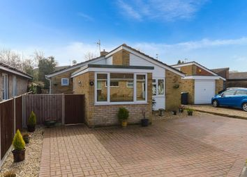 Thumbnail 4 bed detached bungalow for sale in Deepdale Drive, Leasingham, Sleaford